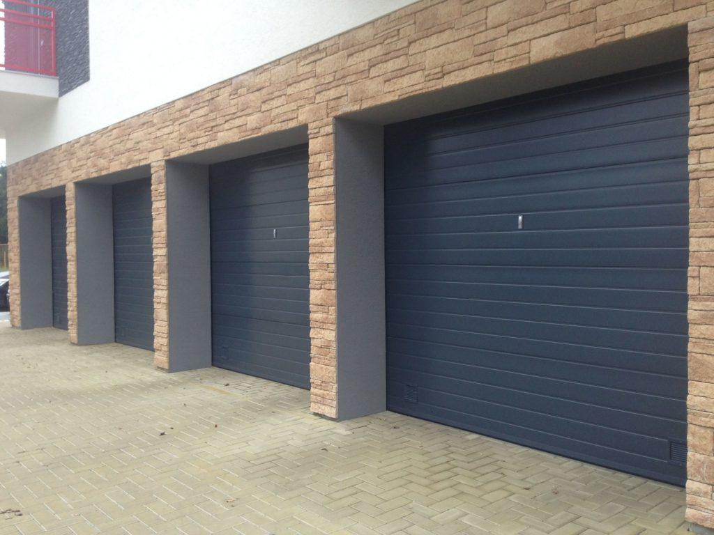 Domové garážové brány